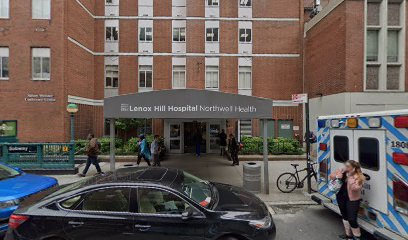 Lenox Hill Hospital (New York-NY) - ER