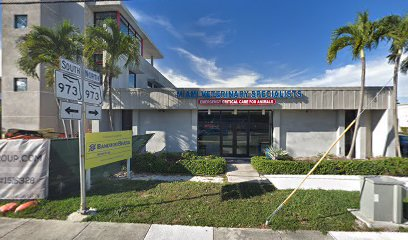 Miami Veterinary Specialists (Miami-FL) - ER