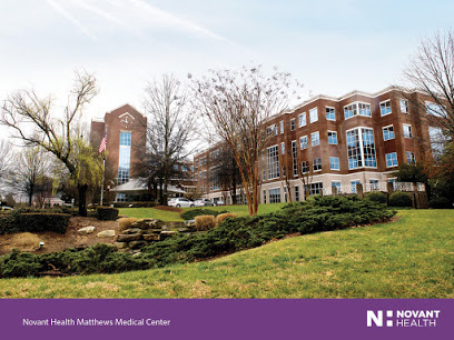 Novant Health Medical Center (Matthews-NC) - ER