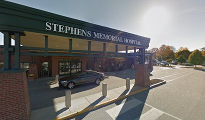 Stephens Memorial Hospital (Norway-ME) - ER